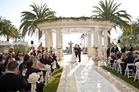 outdoor wedding venues in orange county monarch resort venue point ca weddingwire