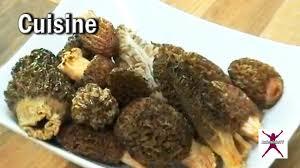 cuisiner des morilles morilles fraiches ou séchées comment préparer les morilles