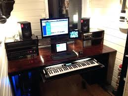 Studio Desk Diy Studio Desk Diy Corner Production Desk Some Ideas