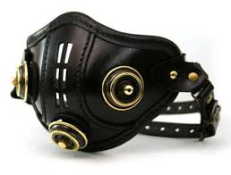 leather mask steunk leather mask ebay