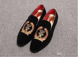 wedding shoes europe promotion new men velvet loafers party wedding shoes europe