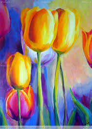 the 25 best tulip painting ideas on pinterest federal