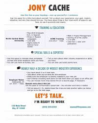Creative Resume Templates Free Word Resume Layout Example Sample Resume123