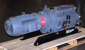 edwards gv600 industrial drystar vacuum pump rebuilt