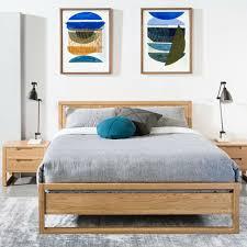 bed frames bolig queen bed dania beds scandinavian designs bed