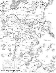 Map Boston Fantasy Map Of Boston