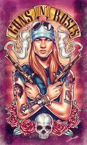 Guns And Roses - welcome to the guns n roses renato cunha