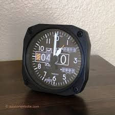gifts for pilots aviation clocks and watches aviatorwebsite