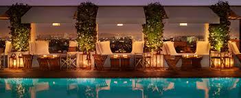 Top Ten Rooftop Bars Best Rooftop Bars In Los Angeles Cbs Los Angeles