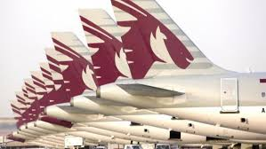 siege air work ongoing to restore qatar s air link with siege states says