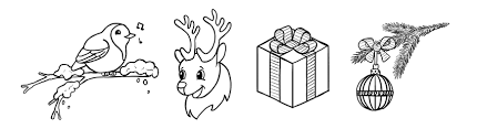 draw simple christmas icons u2014with videos
