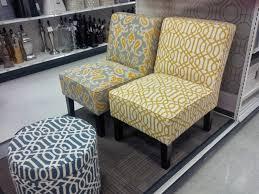 Target Armchair Furniture Target Slipper Chair Blue Suede Chair Swivel