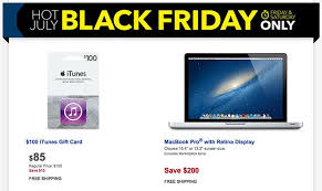 best black friday deals on itunes cards deals best buy knocks 200 off all retina macbook pros others