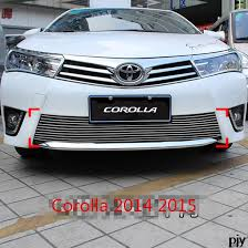 2011 toyota corolla accessories compare prices on toyota corolla 2012 front grill shopping