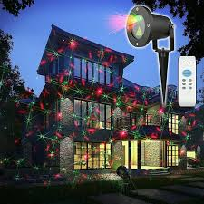 Outdoor Christmas Light Projector by Lovely King Do Way Landscape Spotlight Halloween Light Show Led