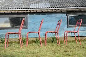 chaises priv es table et chaises bistrot chaises bistrot occasion chaise bistrot