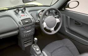 nissan roadster interior smart roadster roadster 2003 2007 features equipment and