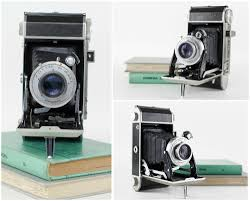 vintage camera universal roamer 63 old film camera bellow