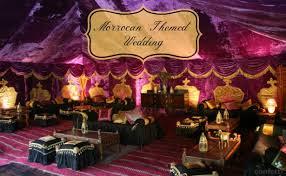 theme wedding decor moroccan themed wedding confetti co uk
