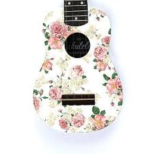 Shabby Chic Guitars by 1000 Images About Guitars On Pinterest Ukulele Luna Guitars