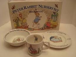 wedgwood rabbit nursery set 51 best beatrix potter images on rabbit nursery