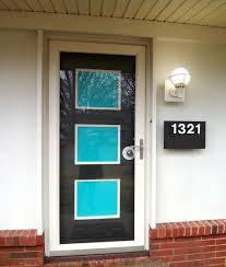 unique mid century modern front doors mid century modern front