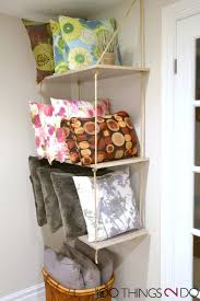 Pillow Store Creative And Practical Ways To Store Pillows