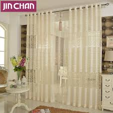 compare prices on curtain panel embroidered cotton curtain living