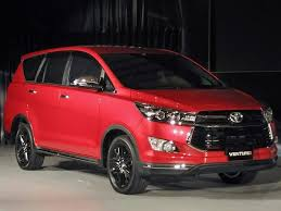 toyota suv indonesia toyota innova crysta venturer launched in indonesia drivespark