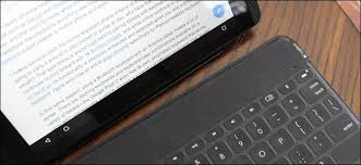 bluetooth keyboard android how to use a bluetooth keyboard with your android device