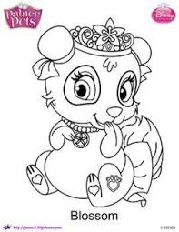 disney u0027s princess palace pets free coloring pages and printables