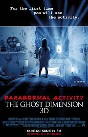 paranormal activity the ghost dimension a little bit like