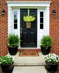 entry hall mudroom simple modern front door ideas with brown