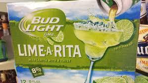 Bud Light Margaritas Bud Light U0027s Lime A Rita Truth In Advertising
