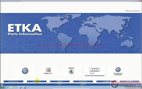 volkswagen etka international 03 2016 vw seat skoda audi full