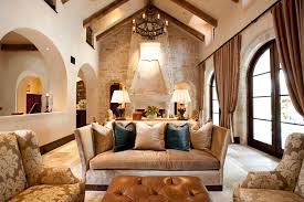 stone wall fireplace stone wall fireplace living room mediterranean with accent wall