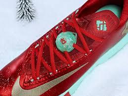 christmas kd 6 nike unveils kd 6 8 and lebron 11 christmas pack nike