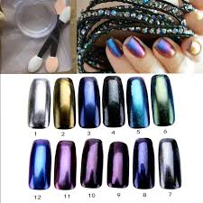 aliexpress com buy new arrival 3g box mirror effect nail chrome