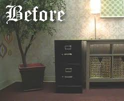 uses of filing cabinet paint a filing cabinet fabulous finish it with wallpops poptalk