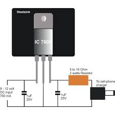 dc to dc battery charger learn how to construct a simple mobile