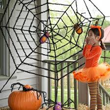 halloween decorations spider web gen4congress com