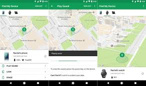 android device manager has a name find my device