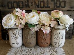 rustic wedding centerpieces mason jars archives decorating of party