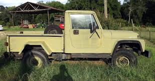 jeep scrambler for sale on craigslist cj10a don u0027t see these very often jeep