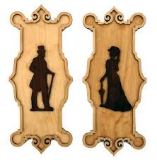 Mens And Womens Bathroom Signs 38 Best Bathroom Images On Pinterest Toilet Signs Restroom