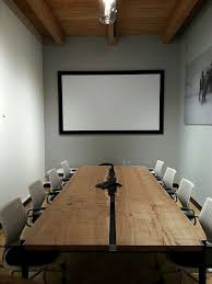 Modern Conference Room Tables by Best 25 Meeting Room Tables Ideas On Pinterest Conference Room
