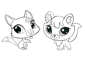 littlest pet shop coloring pages of dogs lps coloring pages coloring pages littlest pet shop coloring pages