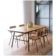 gus modern dining table gus modern chair in natural oak eurway