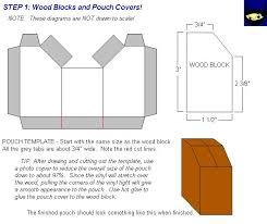 batninja u0027s ammo pouch tutorial boba fett costume and prop maker