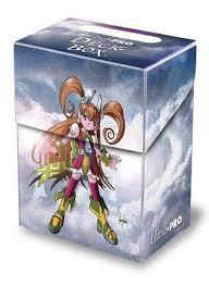 ultra pro skylar u0026 skyla deck box up82017 deck boxes u0026 gaming
